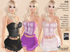 ST :: Sole Outfit for Maitreya Lara, Slink Physique, Hourglass, Belleza Venus, Isis, Freya,  eBody and Classic.