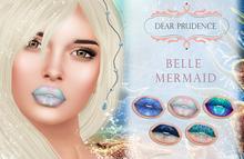 .::DEAR PRUDENCE::. Belle Mermaid Makeup