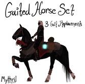 ~Mythril~ WHRH: Gaited Horse Set
