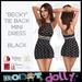 Rd   becky   tied back mini dress   black v3