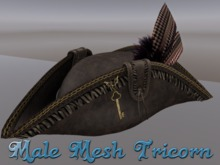 Male Mesh Tricorn II