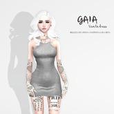 GAIA - Viva la dress GREY