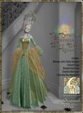 !!SMD!!Le Carnivale Baroque Gown Set-Mint