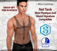 :: Miss Canning :: [ Net Tank ] Gianni+slink