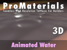 ProMaterials - Animated Water