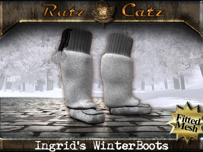Ingrid's WinterBoots DEMO