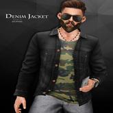 {Fe Style} Denim Jacket -GGJ2017