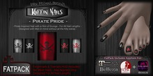 DP - Koffin Nails - FatPack - Pirate Pride (Boxed)