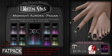 DP - Koffin Nails - FatPack - Midnight Aurora - Pagan