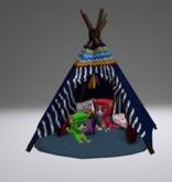 Indian Tent Kitsune Camping