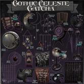 :[P]:- Gothic Celeste:// Globa Decor RARE
