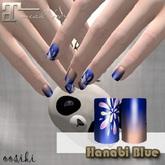 <ooSiki>Hanabi blue [Nail Maitreya]