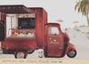 {vespertine}-icecream truck wine red