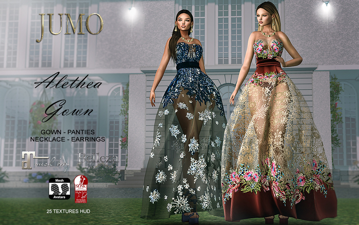.:JUMO:. Alethea Gown** - ADD ME