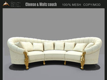 [Dolphin Design]Cheese & Waltz couch