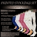 ~JJ~ Printed Stockings Collection