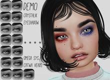 milk teeth. Crystalik Eyeshadow GIFT / DEMO (catwa & omega systems)