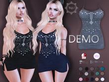 AdoreZ- Eliane Dress DEMO