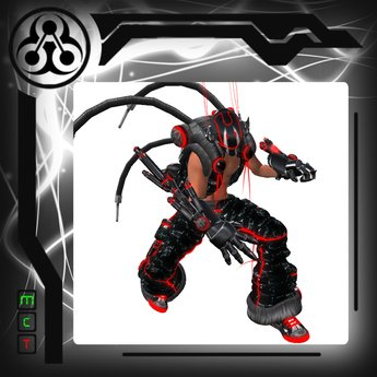 :: Rublik :: Legacy (Male-Black) Set
