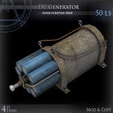 (Box) DC Generator