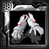 :: Rublik :: Legacy (Female-White)  Gloves