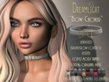 [Dreamlight] Bow Choker /50% OFF/