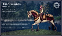 Jinx : The Crusader (WB) - Wear to Unpack