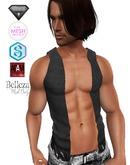 XK Cowboy Vest Black 2