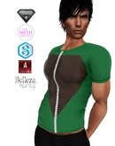 XK Shield Shirt Green 2