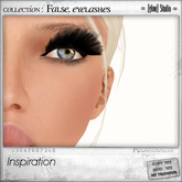 [ glow ] studio - False. eyelashes Inspiration