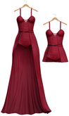 Blueberry - BerryDoll Dress - Maitreya, Belleza (All), Slink Physique Hourglass - ( Mesh ) - Red