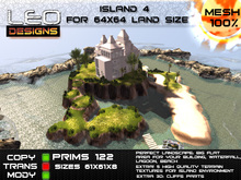 Island4 for 64x64 land size or skybox