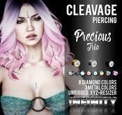 !NFINITY Christel Cleavage Piercing
