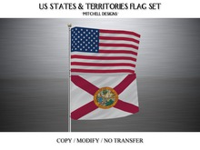 MD US States & Territories Flag Set