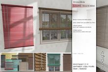 Sway's [Laurel] Window Blinds