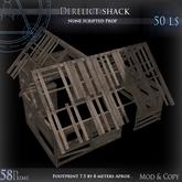 (Box) Derelict shack