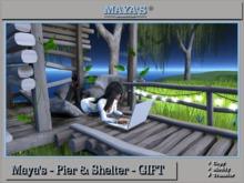 Maya's - Pier & Shelter - Gift 2017