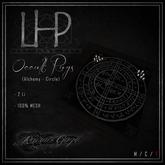 [LHP] Alchemy - CIRCLE Rug