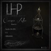 [LHP] Corner Altar - Quartz