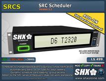 SHX - SRCS Scheduler