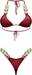 Blueberry - Adrianna Bikini - Maitreya, Belleza (All), Slink Physique Hourglass - ( Mesh ) - Red