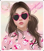 .::Fiorella::. Sunglasses Cute Heart