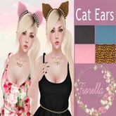 .::Fiorella::. Cat Ears