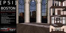 [PSI] BOSTON Bachelor Apartment Skybox Basic