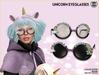 [Since1975]-Unicorn Queen Eyeglasses