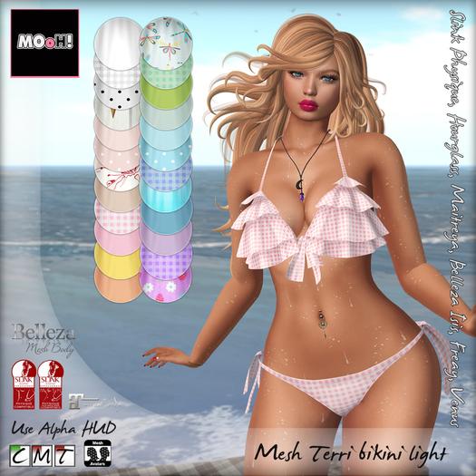 MOoH! Demo Terri bikini light (Add)