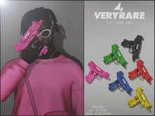 "#VERYRARE ""FTP"" Uzi Water Guns"