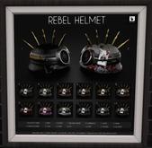 6. :BAMSE: Rebel Helmet - Furry