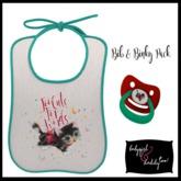 [Babygirl&Daddytoo!]Bibs&Binky Sets-demo