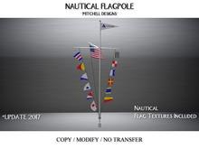 MD Nautical Flagpole UPDATE 2017